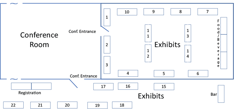 Exhibit Layout