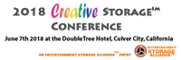 2018 Creative Storage Conference